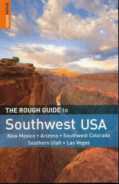 Southwest USA RG; New Mexico, Arizona, southwest Colorado, Southern Utah av Greg Ward (Heftet)