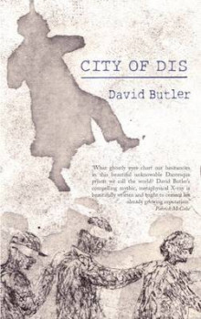 City of Dis av David Butler (Heftet)