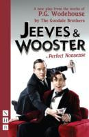 Jeeves and Wooster in 'Perfect Nonsense' av The Goodale Brothers og P. G. Wodehouse (Heftet)