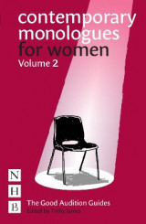 Omslag - Contemporary Monologues for Women: Volume 2