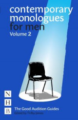 Omslag - Contemporary Monologues for Men: Volume 2