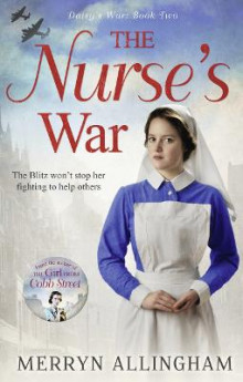 The Nurse's War av Merryn Allingham (Heftet)