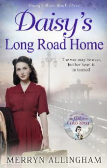 Daisy's Long Road Home av Merryn Allingham (Heftet)