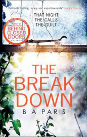 The breakdown av B.A. Paris (Heftet)