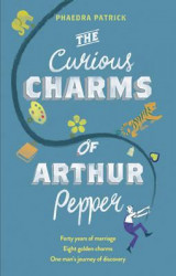 Omslag - The curious charms of Arthur Pepper