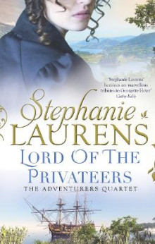 Lord Of The Privateers av Stephanie Laurens (Heftet)