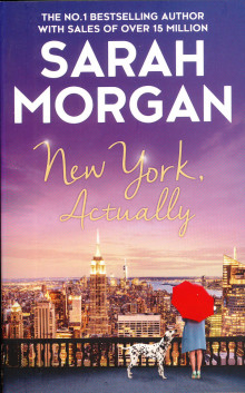 New York, Actually av Sarah Morgan (Heftet)