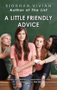 A Little Friendly Advice av Siobhan Vivian (Heftet)