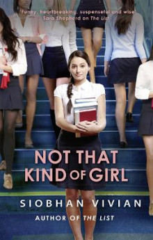 Not That Kind Of Girl av Siobhan Vivian (Heftet)