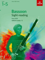 Omslag - Bassoon Sight-Reading Tests, ABRSM Grades 1-5