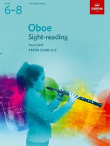 Omslag - Oboe Sight-Reading Tests, ABRSM Grades 6-8