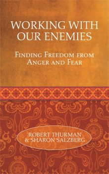 Love Your Enemies av Robert Thurman og Sharon Salzberg (Heftet)