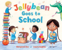 Jellybean Goes to School av Margaret Roc (Heftet)