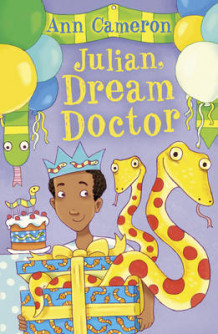 Julian, dream doctor av Ann Cameron (Heftet)