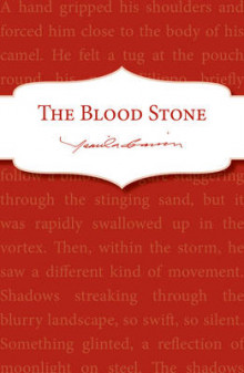 The Blood Stone av Jamila Gavin (Heftet)