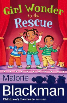 Girl Wonder to the Rescue av Malorie Blackman (Heftet)