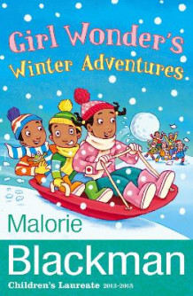 Girl Wonder's Winter Adventures av Malorie Blackman (Heftet)