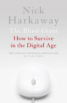 The Blind Giant av Nick Harkaway (Heftet)