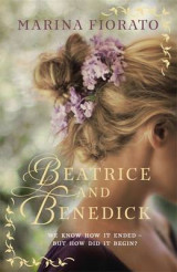 Omslag - Beatrice and Benedick