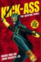 Kick-Ass - (Movie Cover) av John Romita og Mark Millar (Heftet)
