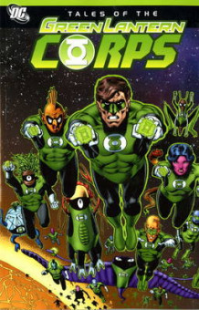 Tales of the Green Lantern Corps: v. 2 av Alan Moore, Dave Gibbons og Kurt Busiek (Heftet)