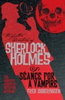 The Further Adventures of Sherlock Holmes: Seance for a Vampire av Fred Saberhagen (Heftet)