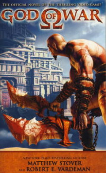 God of War: Game novel 1 av Matthew Stover (Heftet)