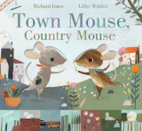 Omslag - Town Mouse, Country Mouse