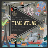 Omslag - Time Atlas