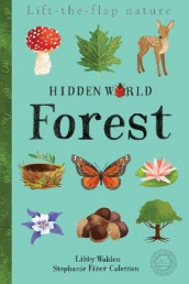 Hidden World: Forest av Libby Walden (Eksperimentell innbinding)