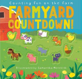 Omslag - Farmyard Countdown!