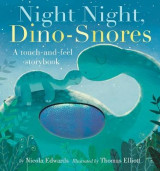Omslag - Night Night Dino-Snores