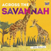 Across the Savannah av Libby Walden (Eksperimentell innbinding)
