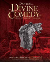 Omslag - The divine comedy
