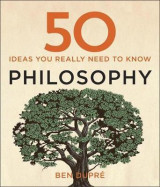 Omslag - 50 philosophy ideas you really need to know