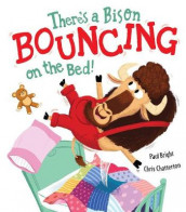 There's a Bison Bouncing on the Bed! av Paul Bright (Innbundet)
