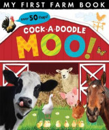 Omslag - Cock-a-Doodle Moo!