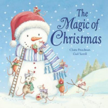 The Magic of Christmas av Claire Freedman (Pappbok)