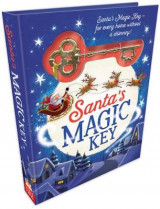 Omslag - Santa's Magic Key