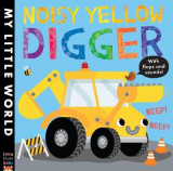Omslag - Noisy Yellow Digger