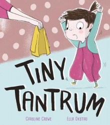Tiny Tantrum av Caroline Crowe (Heftet)