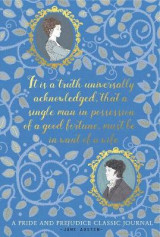 Omslag - Pride and Prejudice: A Classic Journal