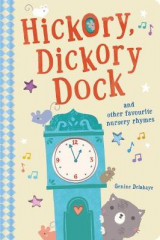 Omslag - Hickory Dickory Dock and Other Favourite Nursery Rhymes