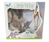 Omslag - Little Why - Storybook and Soft Toy