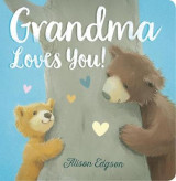 Omslag - Grandma Loves You!