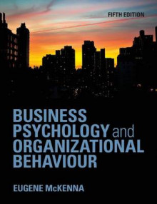 Business Psychology and Organizational Behaviour av Eugene McKenna (Heftet)