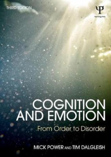 Cognition and Emotion av Mick Power og Tim Dalgleish (Heftet)