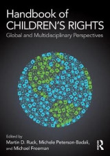 Omslag - Handbook of Children's Rights