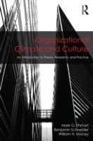 Organizational Climate and Culture av Mark G. Ehrhart, Benjamin Schneider og William H. Macey (Heftet)