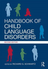 Omslag - Handbook of Child Language Disorders